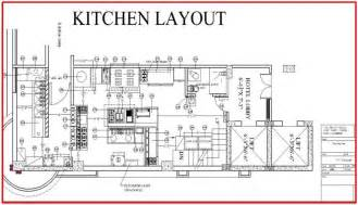 restaurant kitchen design layout restaurant kitchen design