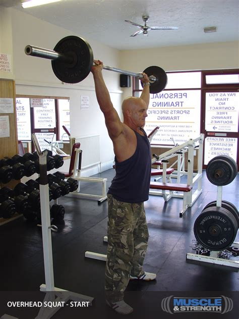 overhead bench squat click to enlarge