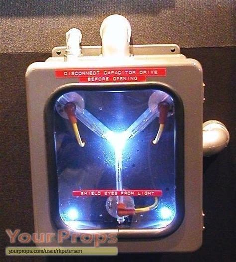 flux capacitor replica uk buy flux capacitor replica 28 images flux capacitor reproductions ebay flux capacitor back