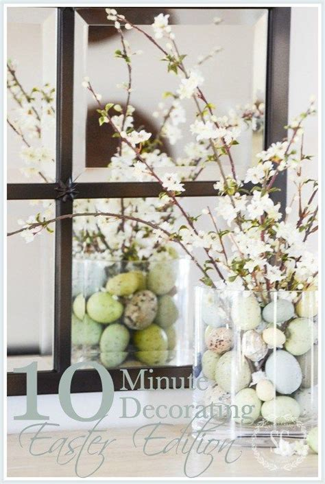 10 Prettiest Easter Decor Items by 1000 Images About Easter Ideas On