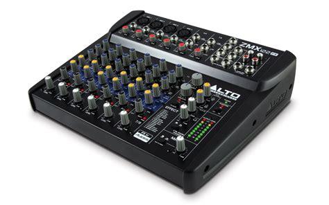 Mixer Alto Zmx alto professional zmx series gt zmx122fx