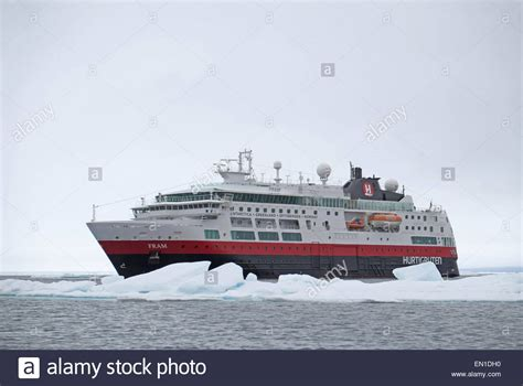 cold waters my ship adventures in the arctic antarctica and atlantic books arctic cruise ship mv fram at the edge of the pole