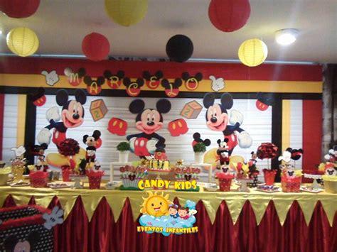 decoracion infantil mickey minnie decoracion para fiestas infantiles lima