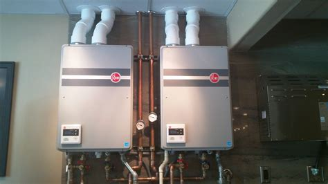 tankless water heater vent pipe installation large tankless water heater proper venting for modern vent
