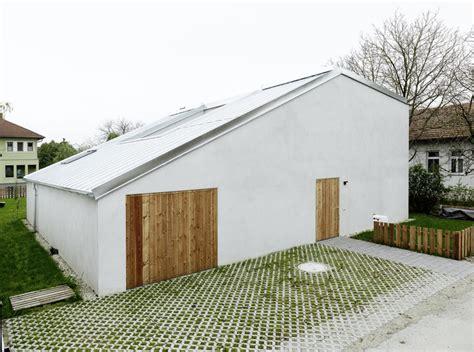 Low Budget Architekten low budget brick house triendl und fessler architekten