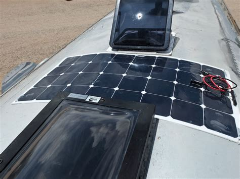 solar power how to a do it yourself airstream solar installation with go