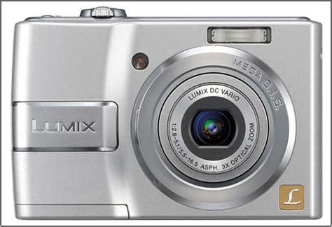 Kamera Digital Panasonic Lumix Dmc Ls80 panasonic lumix dmc ls80 battery and charger lumix dmcls80 digital and chargers