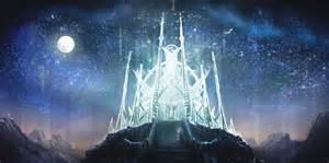Commission fantasy palace by idaisan on deviantart