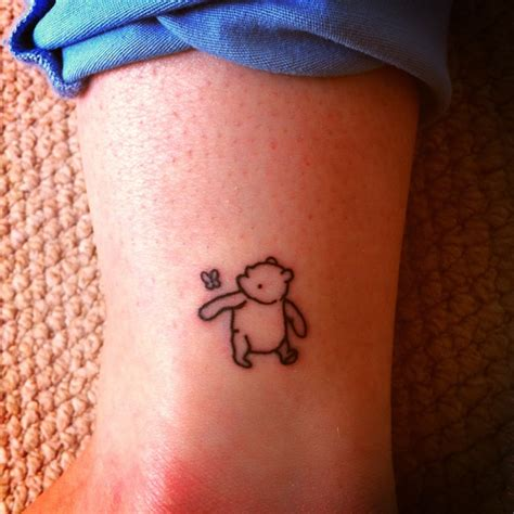 winnie the pooh tattoo winnie the pooh tattoos designs ideas and meaning