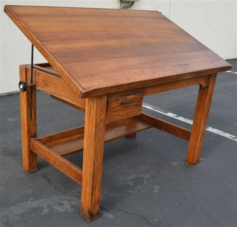 Drafting Table Ideas 25 Best Ideas About Craftsman Drafting Tables On Pinterest Vintage Drafting Table Rustic