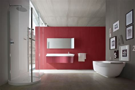red wall bathroom red wall bathroom image bathroom 2017