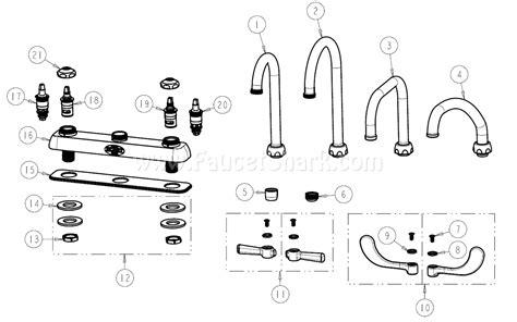 chicago faucets w8d l9e35 317abcp parts