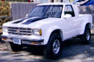 parkour845 1983 chevrolet s10 blazer specs photos