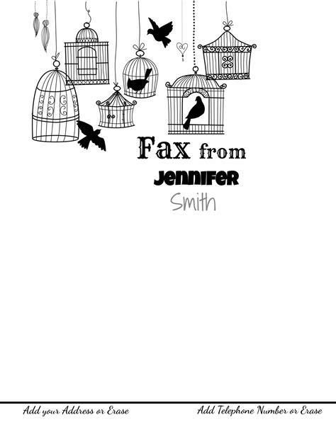 how to send a fax cover letter fax cover letter
