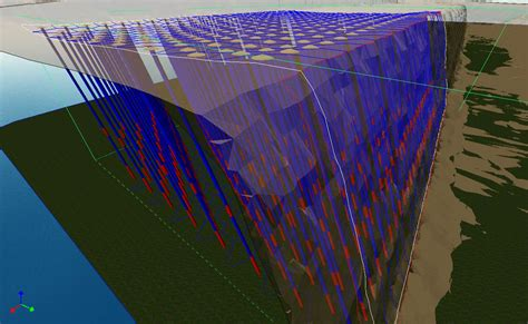 blast pattern design software carlson software carlson releases precision 3d drill and
