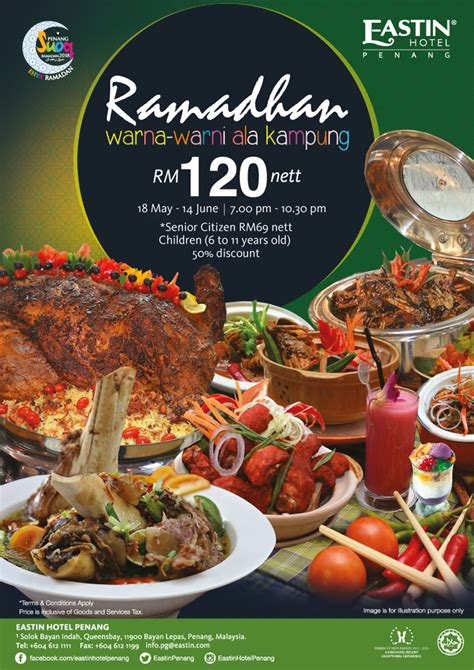 Ramadhan Buffet Dinner ramadhan buffet dinner di eastin hotel penang buffet