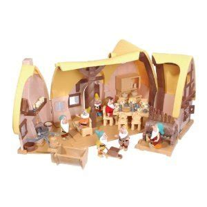cottage biancaneve buy best disney snow white and seven dwarfs cottage