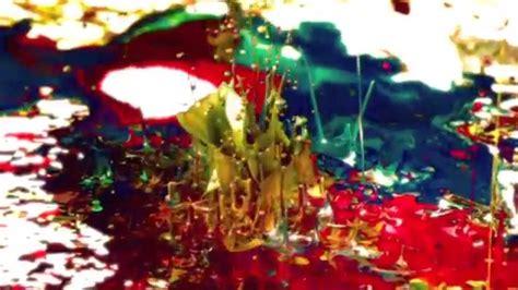 slow house music slow motion paint splash progressive house background music youtube