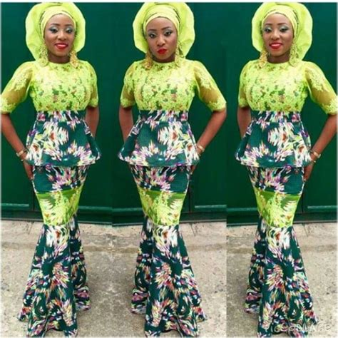 ankara and lace styles ankara and lace designs 2017 a perfect mix for a perfect