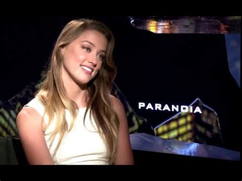 amber heard friday night lights amber heard interview paranoia 2013