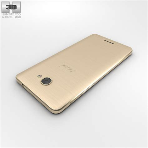 Custom Alcatel Flash Plus 2 alcatel flash plus 2 venus gold 3d model hum3d