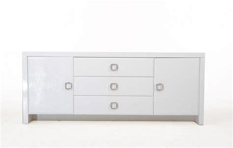 modern white dresser a x glam modern white crocodile lacquer dresser