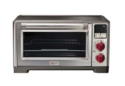 wolf gourmet as30ki 1 stainless wolf gourmet convection countertop oven wgco100s