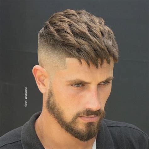 Frisuren F R Kurze Haare by Frisuren F 252 R M 228 Nner Kurze Haare Mode Trends