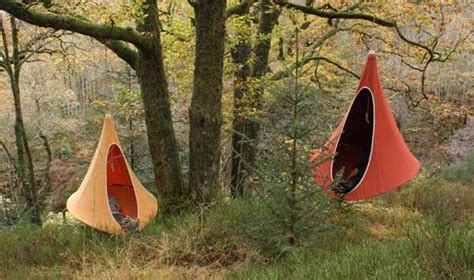 cocoon swing tent avian relaxation pods the cacoon