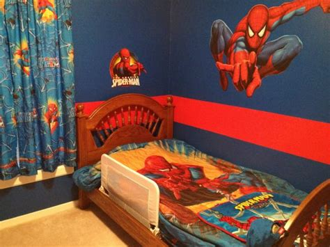 spiderman bedroom decor kids spiderman bedroom ideas deco pinterest sleep