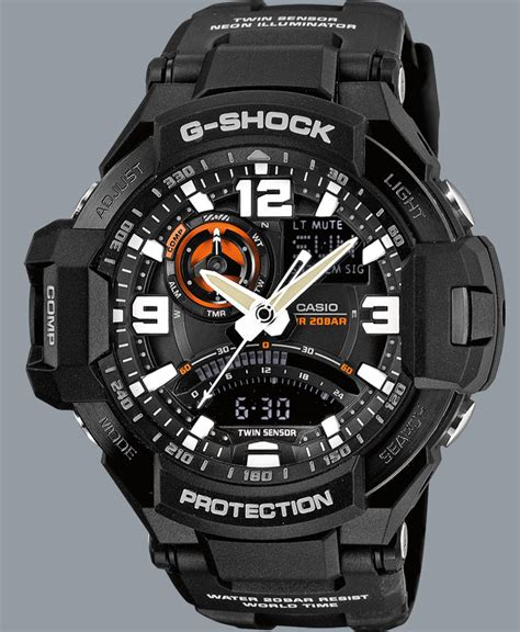 G Shock Ga 1000 Grade gravitymaster ga 1000 1aer casio g shock uhren