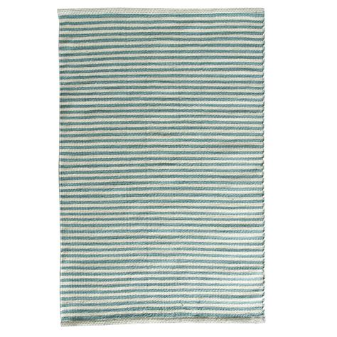 tag rugs tag pencil stripe turquoise 2 ft x 3 ft indoor outdoor accent rug tag207188 the home depot