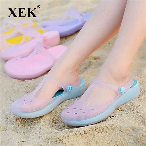 chagne sandals heels new 2017 sandals color change shoes summer
