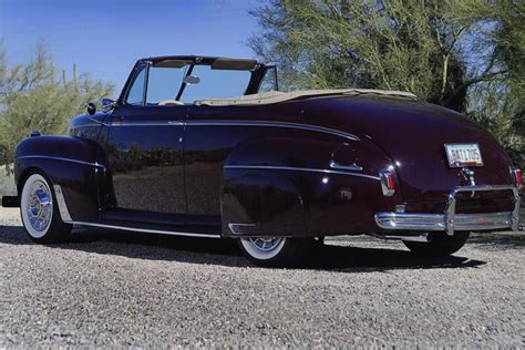 1941 ford convertible 1941 ford deluxe custom convertible 181190