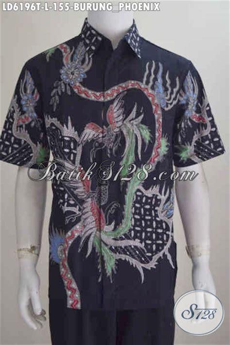 Hem Batik Jawa hem batik jawa tengah motif burung baju batik