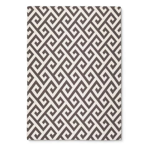 threshold indoor outdoor flatweave key rug target