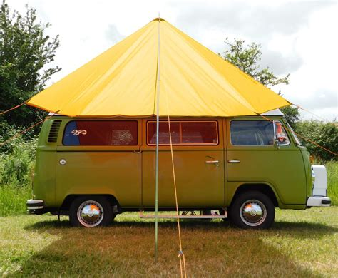 vw t25 awning vw type 2 t25 cervan sun canopy awning sierra yellow