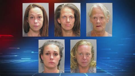 Jso Background Check 5 Prostitution Charges After Sting