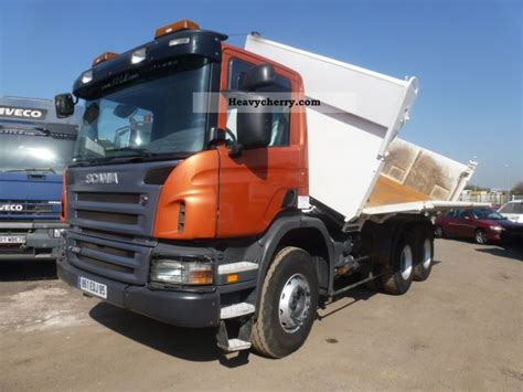 scania p380 specification scania p380 2008 tipper truck photo and specs