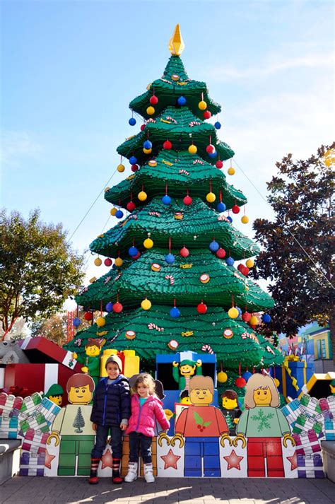5 reasons to visit legoland california during the holidays