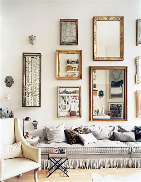 Mirror Living Room | mirror mirror on the wall indecora