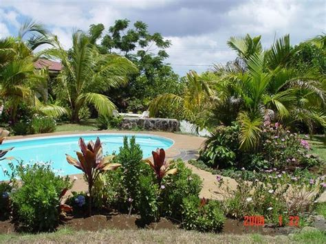 hotels easter island garden picture of hotel gomero easter island tripadvisor