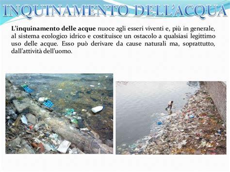 inquinamento alimentare presentazione inquinamento a f