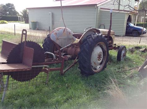 tractor saw bench 65 best images about massey ferguson tea 20 tractor on