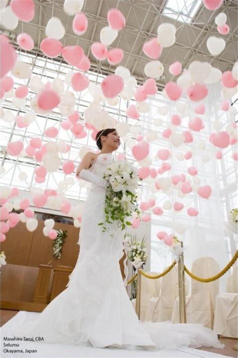 Photo  Ee  Wedding Ee   Balloons Say I Do  Weddbook