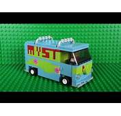 Lego Mystery Machine MOC My Own Creation  YouTube
