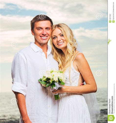 Just For Couples And Groom Newly Married On The