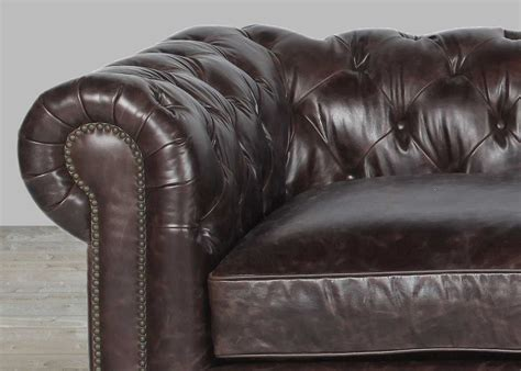 Brown Leather Sofa With Nailhead Trim by Brown Leather Sofa Nailhead Trim
