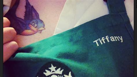 starbuck tattoo starbucks rethinks no policy for baristas sep 10