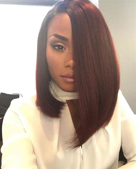 Hairstyles For Hair With Weave by 2018 Bob Hairstyles With Weave